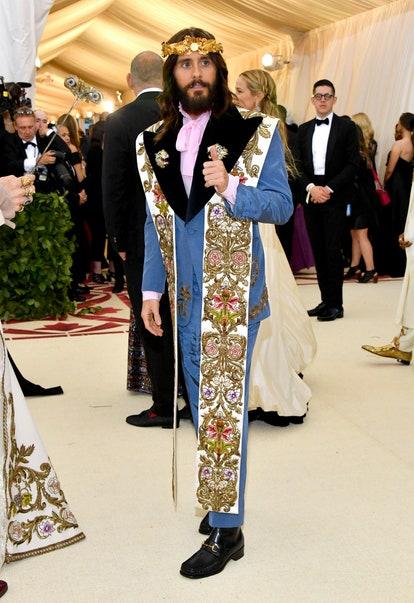 Jared Leto al Met Gala - Neomag.