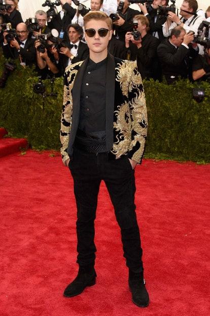 Justin Bieber al Met Gala - Neomag.