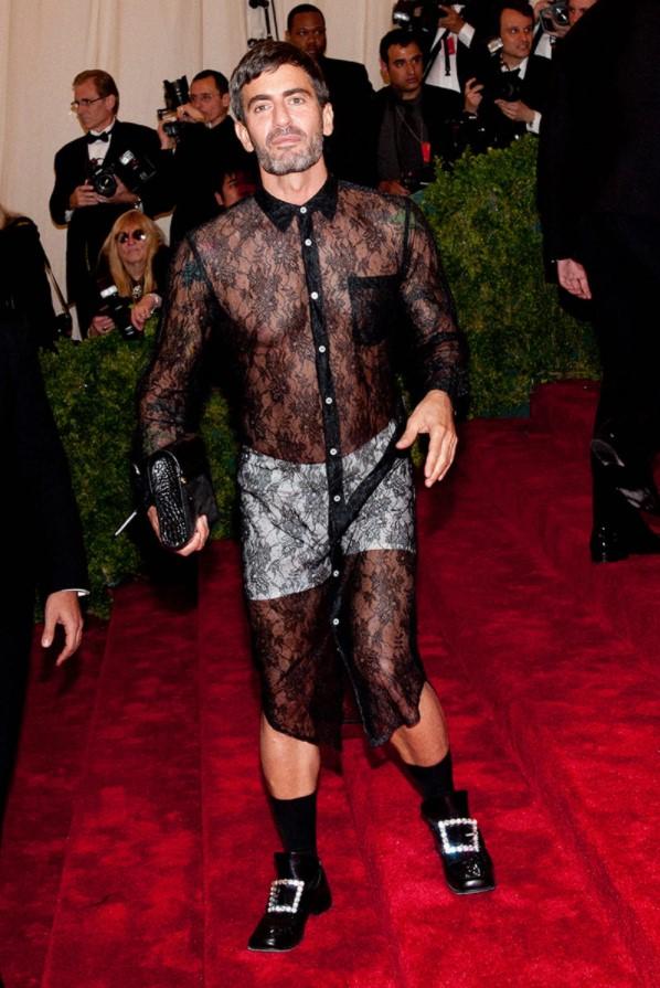 Marc Jacobs al Met Gala - Neomag.
