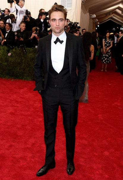 Robert Pattinson al Met Gala - Neomag.