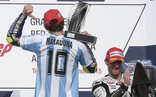 Rossi come Maradona - Neomag.
