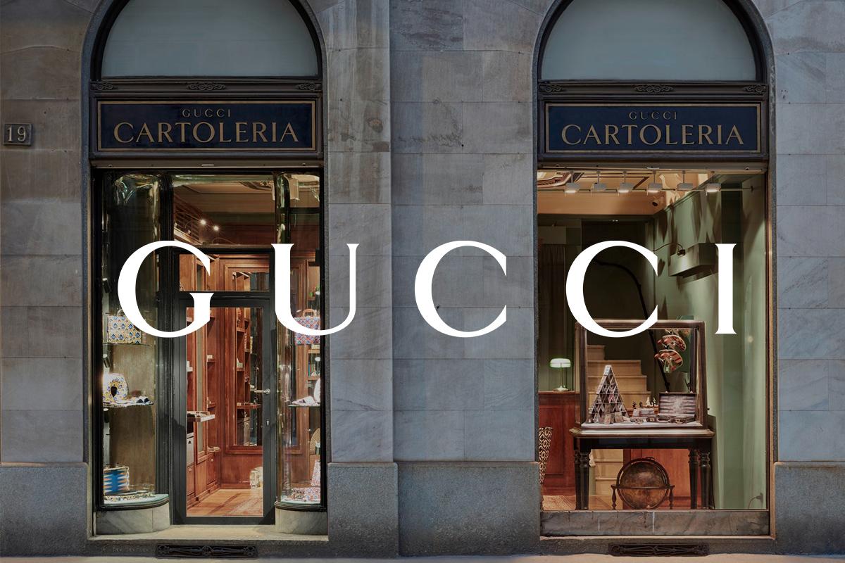 Cartoleria di Gucci - Neomag.