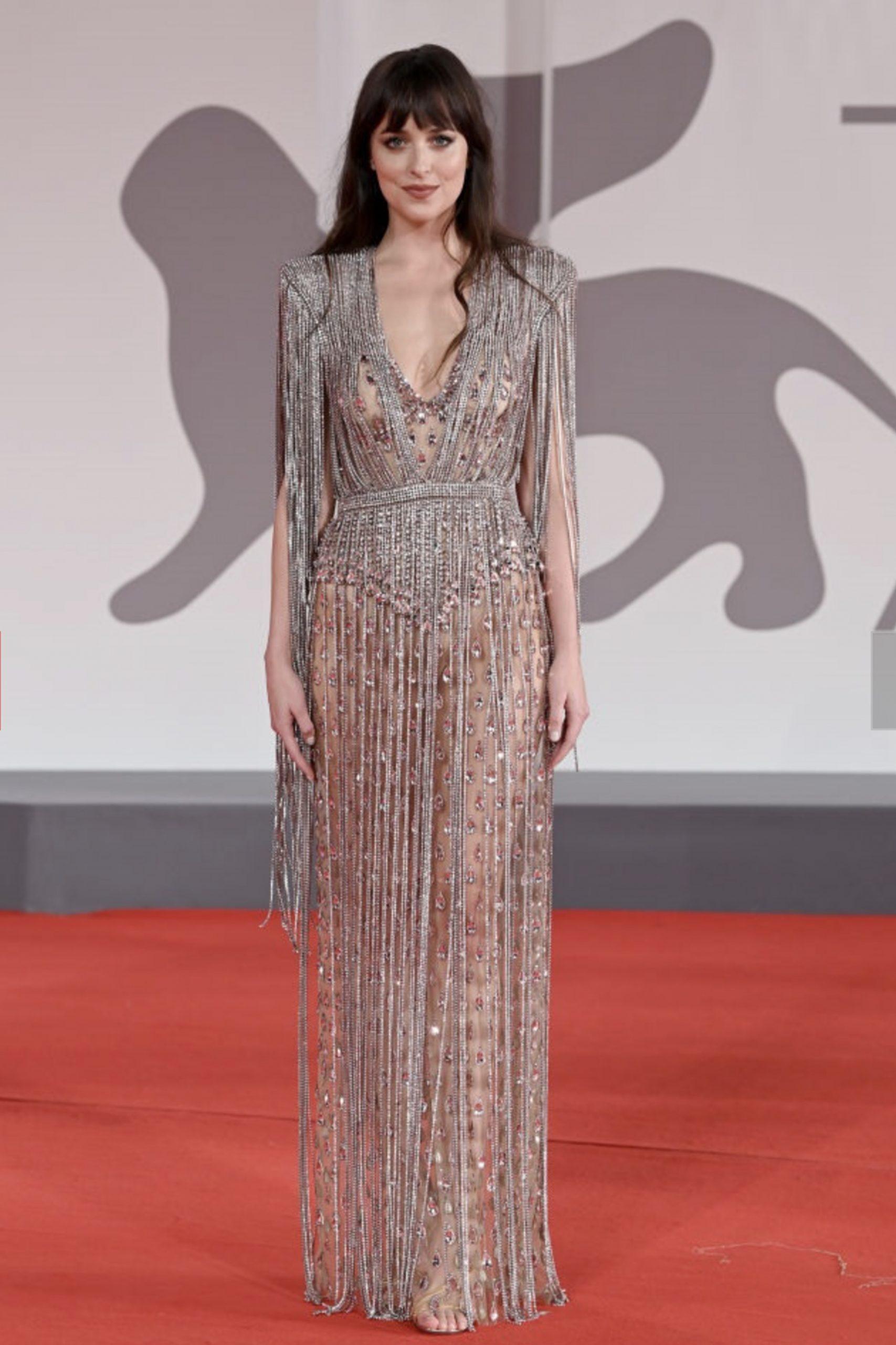 Dakota Johnson al Festival di Venezia - Neomag.