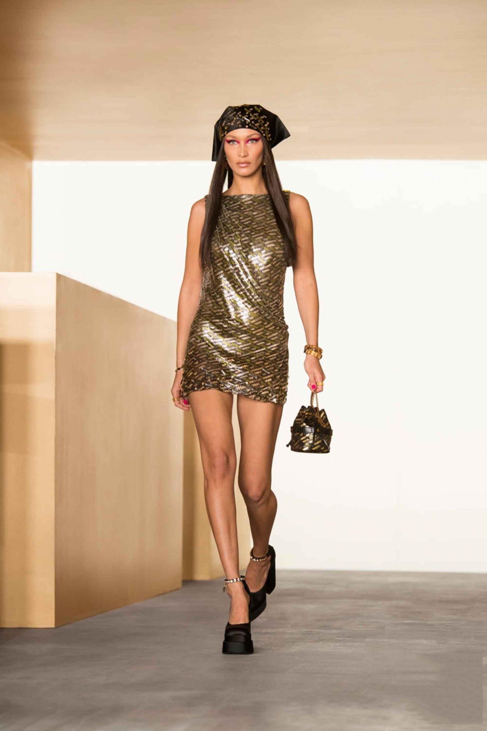 Iryna Shayk x versace - Neomag.