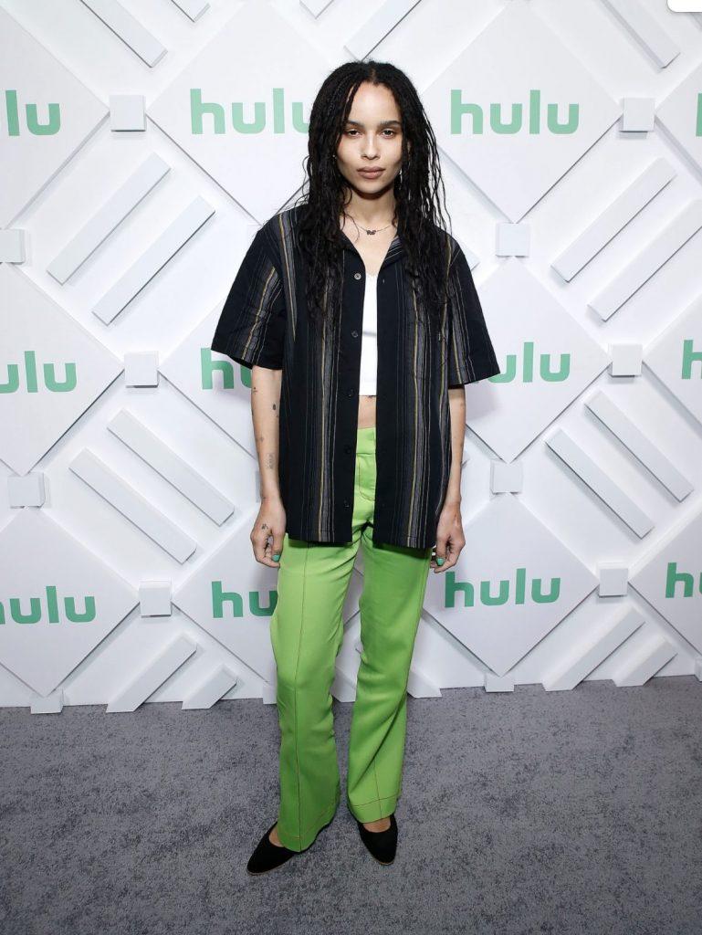 Zoe Kravitz nel 2019 - Neomag.