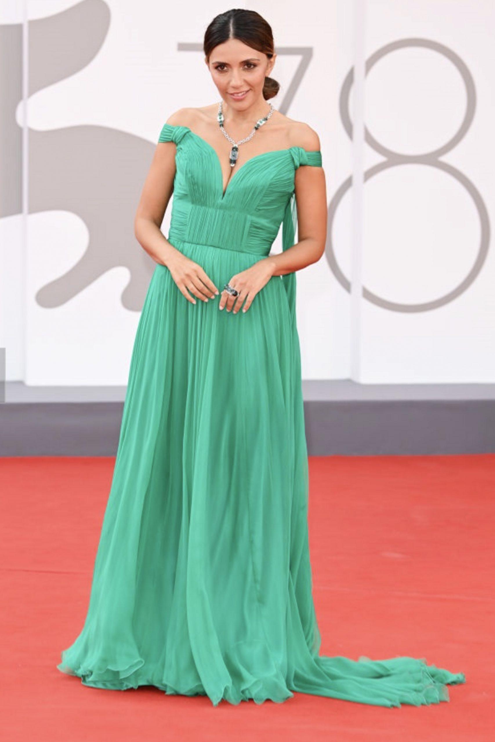 Serena Rossi al Festival di Venezia - Neomag.