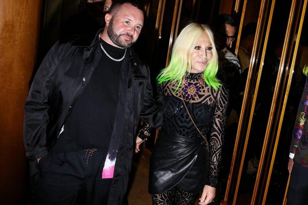 Versace e Fendi - Neomag.